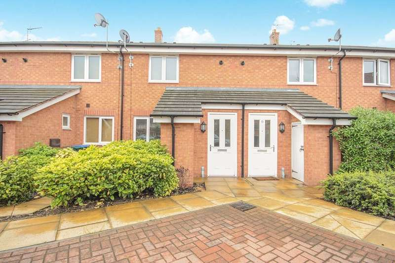1 Bedroom Property for sale in Fusiliers Close, Coventry, CV3