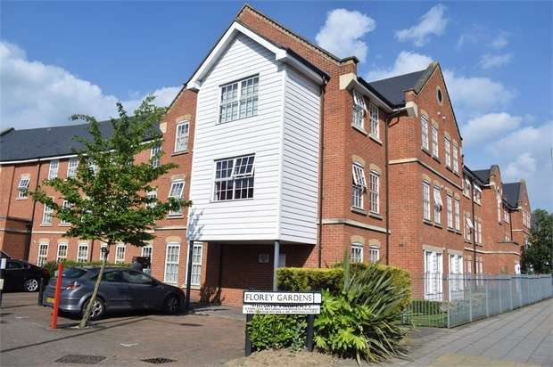 2 Bedrooms Flat for sale in Florey Gardens, Aylesbury, Buckinghamshire
