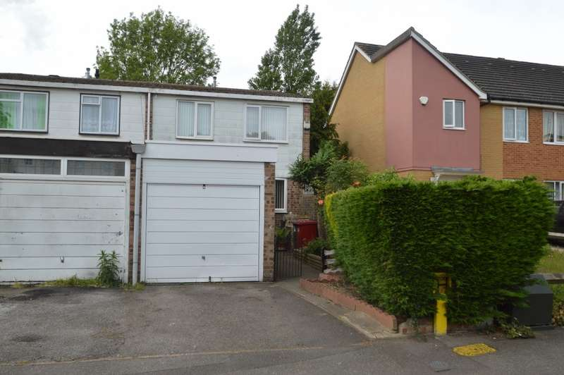 4 Bedrooms End Of Terrace House for sale in High Street, Langley, SL3
