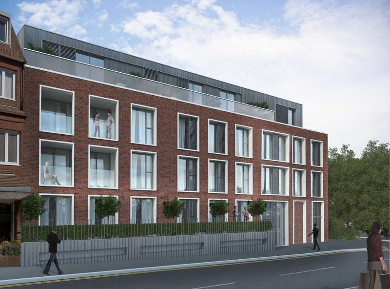 2 Bedrooms Apartment Flat for sale in Station Road, Gerrards Cross, SL9