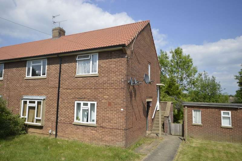 2 Bedrooms Flat for sale in Wallingford Walk, St. Albans, AL1
