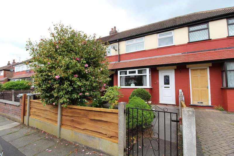 3 Bedrooms Terraced House for sale in Noreen Avenue, Prestwich