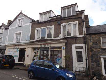 3 Bedrooms Terraced House for sale in High Street, Harlech, Gwynedd, LL46
