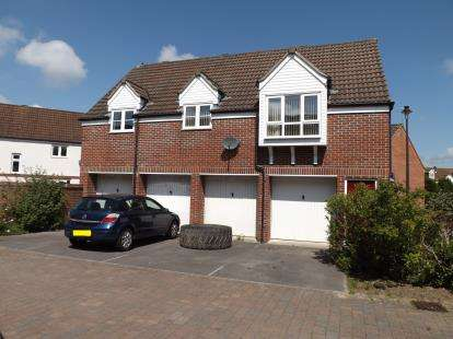2 Bedrooms Flat for sale in Gillingham