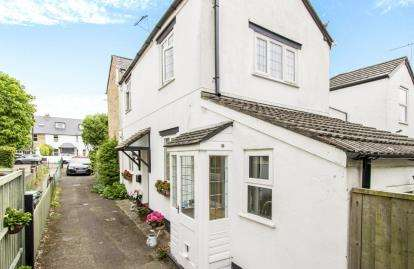 2 Bedrooms Semi Detached House for sale in Bournemouth, Dorset, 55A Robert Louis Steve