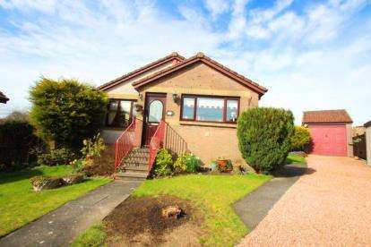 2 Bedrooms Bungalow for sale in Flax Mill Gardens, Milton of Balgonie