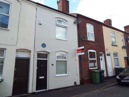 2 Bedrooms Terraced House for sale in Rowland Street, Walsall, West Midlands, .