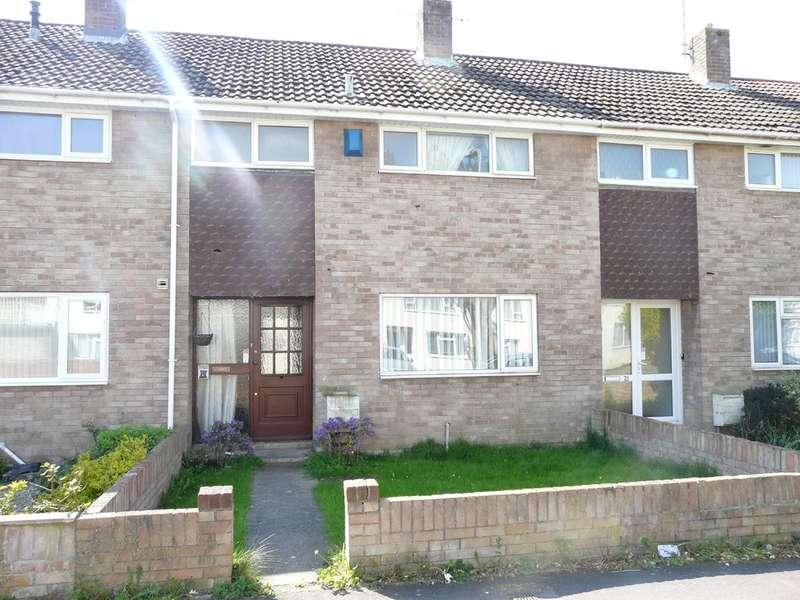 3 Bedrooms Terraced House for sale in Walton, Monkton Avenue, Weston-super-Mare