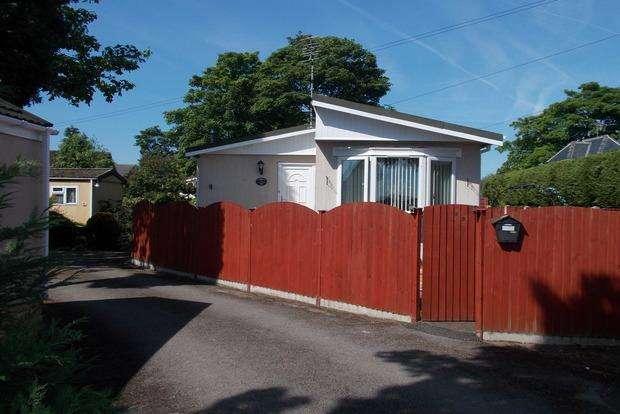 2 Bedrooms Park Home Mobile Home for sale in Carlight Gardens, Adbolton Lane, Nottingham, NG2