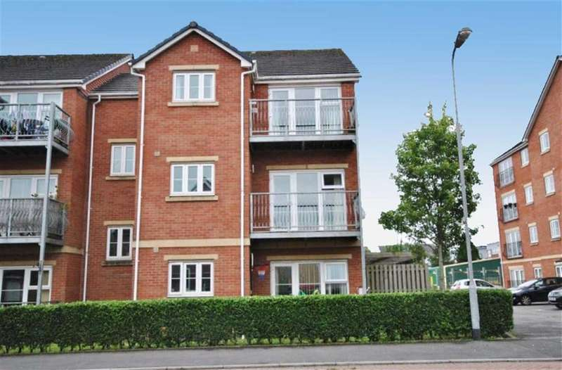 2 Bedrooms Apartment Flat for sale in Tatham Road, Llanishen, Cardiff, CF14