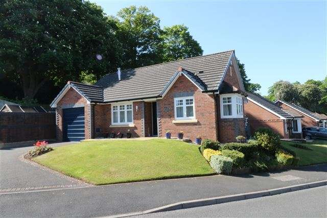 2 Bedrooms Bungalow for sale in Pennine View, Carlisle, Cumbria, CA1 3GY