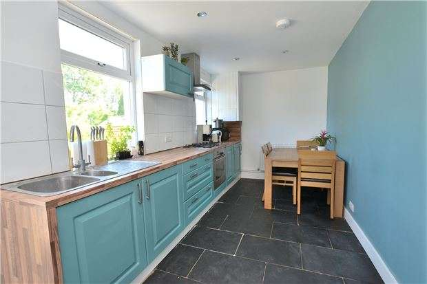 3 Bedrooms End Of Terrace House for sale in Outram Road, OXFORD, OX4 3PE