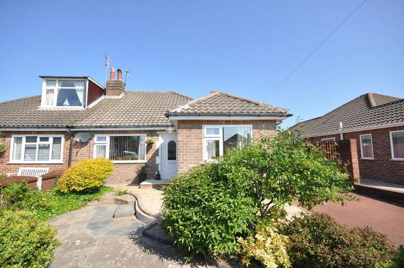 2 Bedrooms Semi Detached Bungalow for sale in Hesketh Road, Lytham St Annes, Lancashire, FY8 3DY