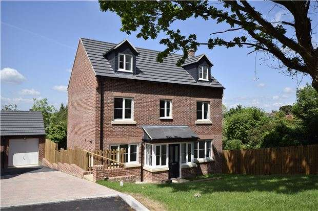5 Bedrooms Detached House for sale in Plot 7, Robinswood Hill Farm, Reservoir Road, GLOUCESTER, GL4 6SX