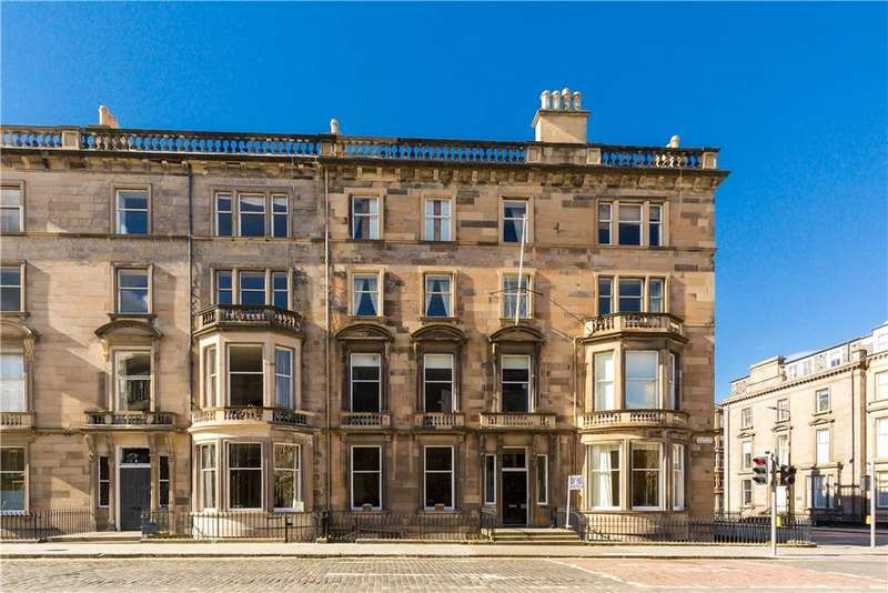 2 Bedrooms Flat for sale in Eglinton Crescent, Edinburgh, Midlothian, EH12