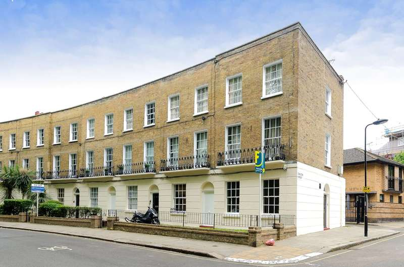 2 Bedrooms Flat for sale in Goldington Crescent, Camden, NW1