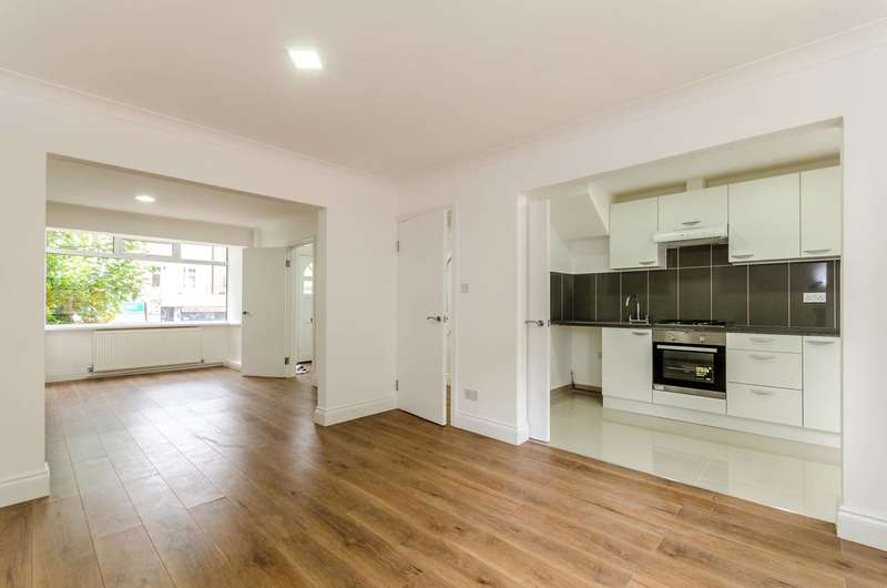 3 Bedrooms House for sale in Anerley Hill, Crystal Palace, SE19