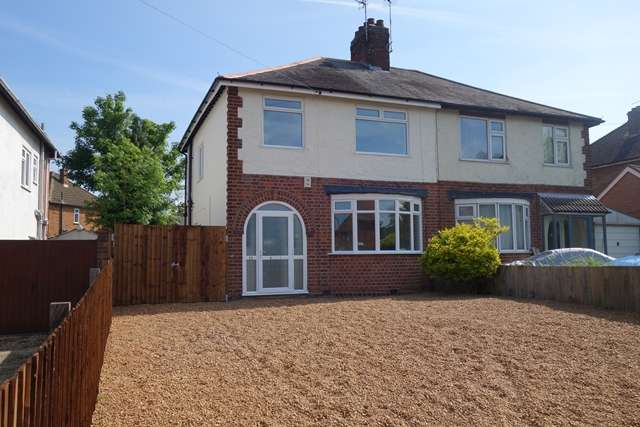 3 Bedrooms Semi Detached House for sale in Aylestone Lane, Wigston LE18 1AB