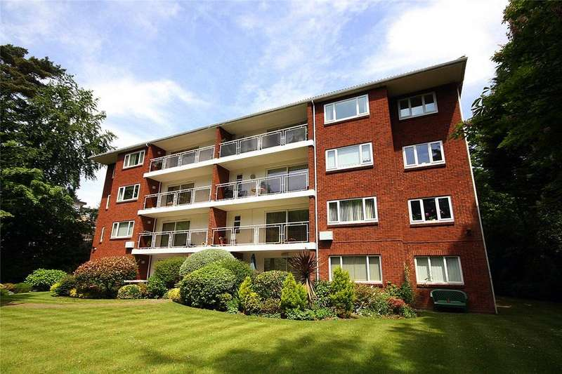 3 Bedrooms Flat for sale in Balcombe Court, 4 Balcombe Road, Branksome Park, Poole, BH13