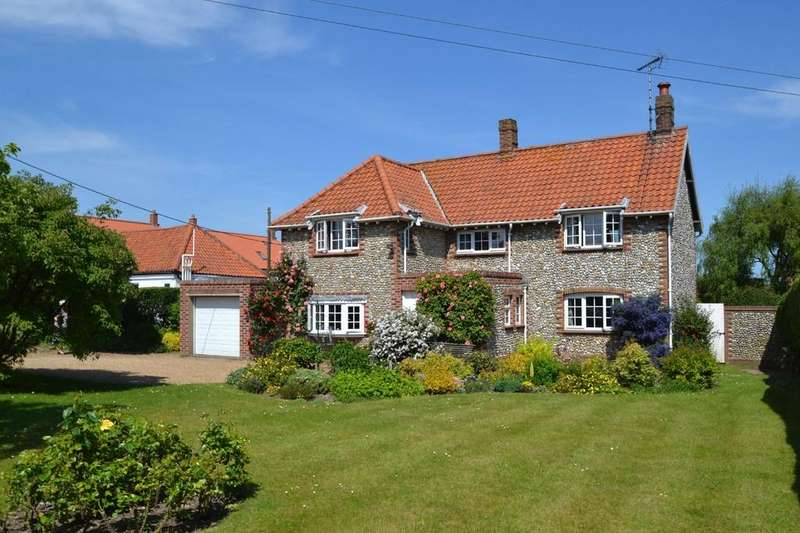 4 Bedrooms Detached House for sale in Blakeney, Holt