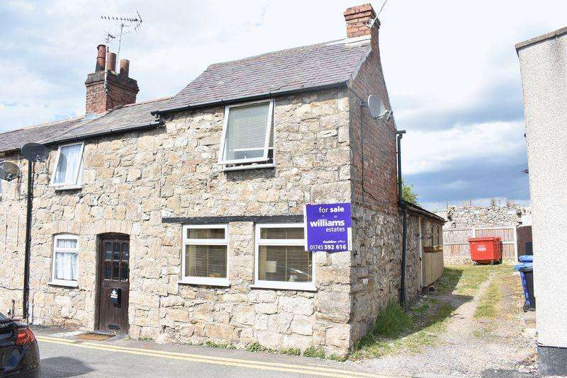 1 Bedroom Bungalow for sale in Church Street, Rhuddlan