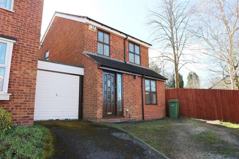 3 Bedrooms Detached House for sale in Stanhoe Close, Brierley Hill