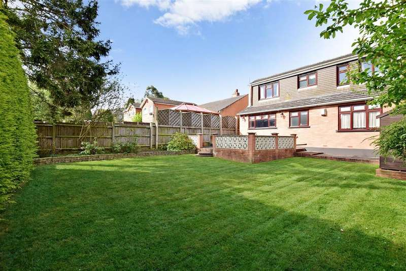 3 Bedrooms Detached Bungalow for sale in Tunbury Avenue, Walderslade, Chatham, Kent