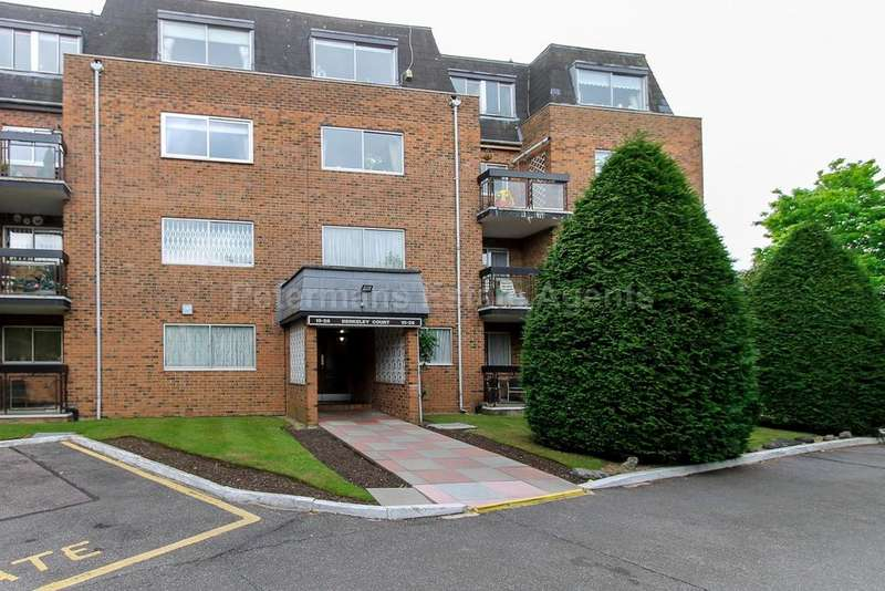 2 Bedrooms Apartment Flat for sale in Berkeley Court, Hale Lane, Edgware, HA8
