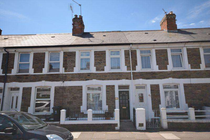 2 Bedrooms Terraced House for sale in Arabella Street, Cardiff