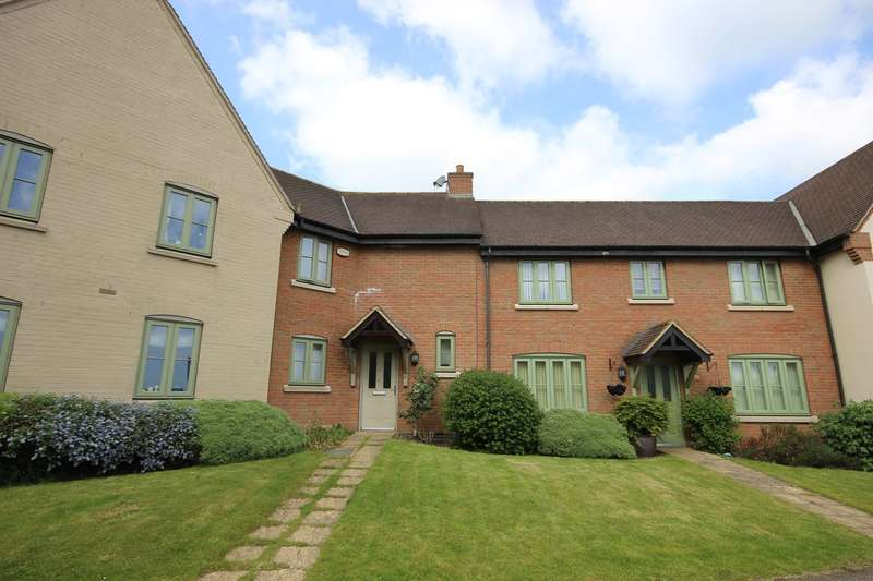 3 Bedrooms Terraced House for sale in The Lane, Lidlington, Bedford, MK43