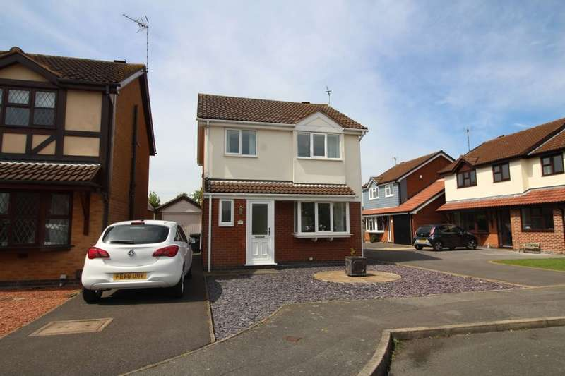3 Bedrooms Detached House for sale in Stone Meadows, Long Eaton, Nottingham, NG10