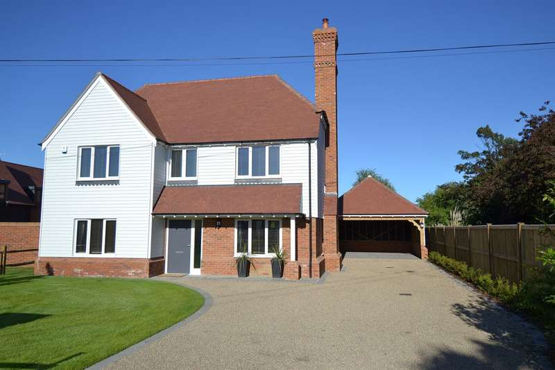 4 Bedrooms Detached House for sale in The Drove, Chestfield, Whitstable