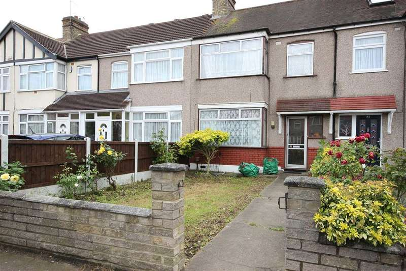 3 Bedrooms Terraced House for sale in Baron Gardens, Ilford
