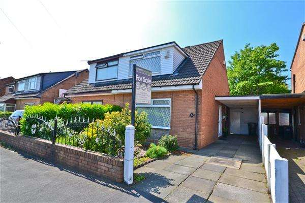 3 Bedrooms Semi Detached House for sale in East Street, Ashton in Makerfield