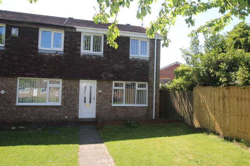 3 Bedrooms Terraced House for sale in Oswestry Place, Eastfield Green, Cramlington