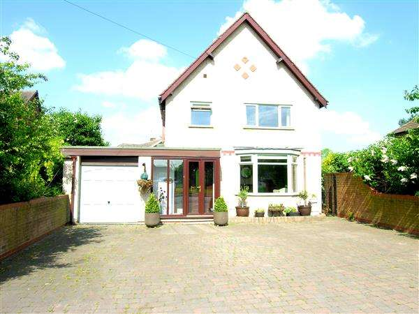 3 Bedrooms Detached House for sale in Coventry Road, Coleshill