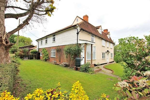 6 Bedrooms Detached House for sale in Pleshey, Chelmsford, Essex