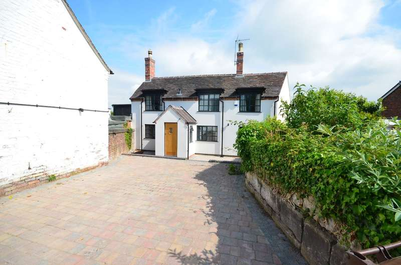 3 Bedrooms Cottage House for sale in Meadow Lane, Fulford, ST11 9QS