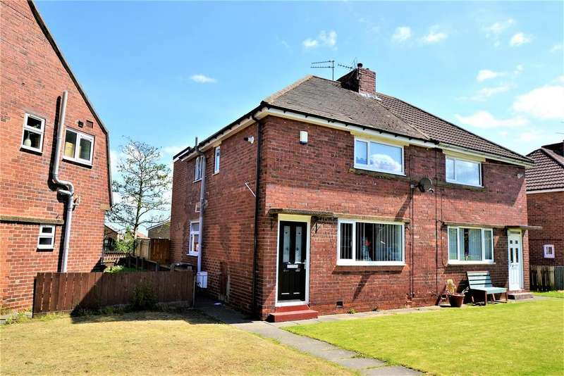 3 Bedrooms Semi Detached House for sale in Chestnut Avenue, Spennymoor