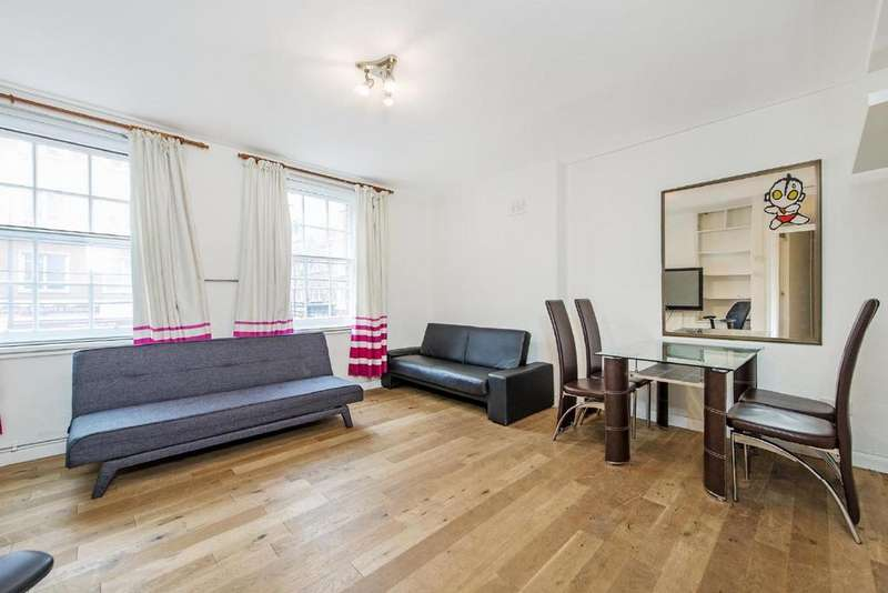 2 Bedrooms Flat for sale in St. John Street, Clerkenwell, EC1V