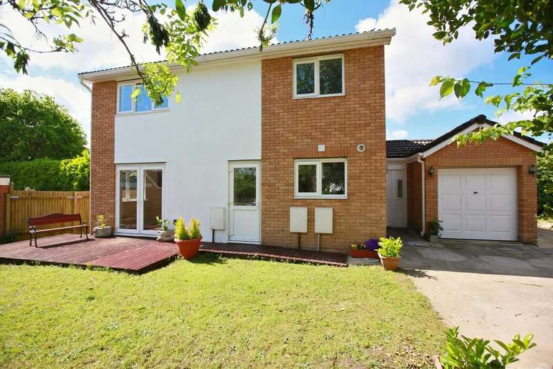 3 Bedrooms Detached House for sale in Folly Road, Great Waldingfield, Sudbury