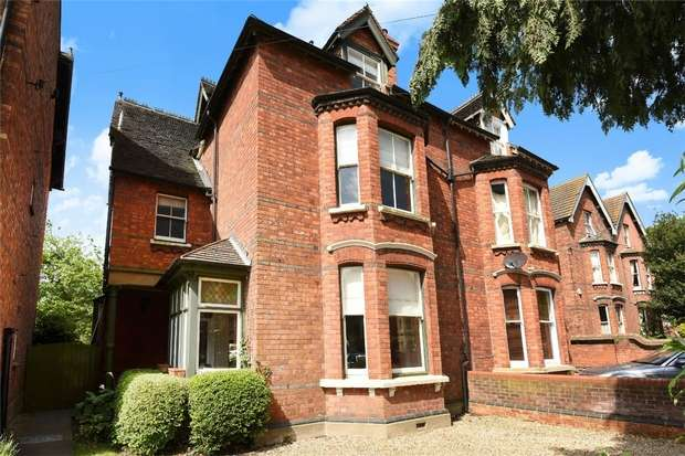 5 Bedrooms Semi Detached House for sale in Lansdowne Road, Bedford