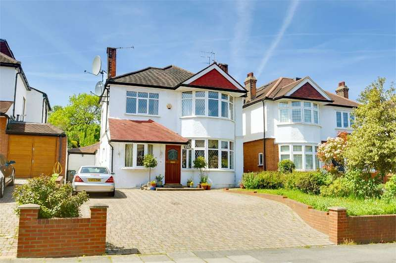 5 Bedrooms Detached House for sale in Grove Avenue, Muswell Hill, London