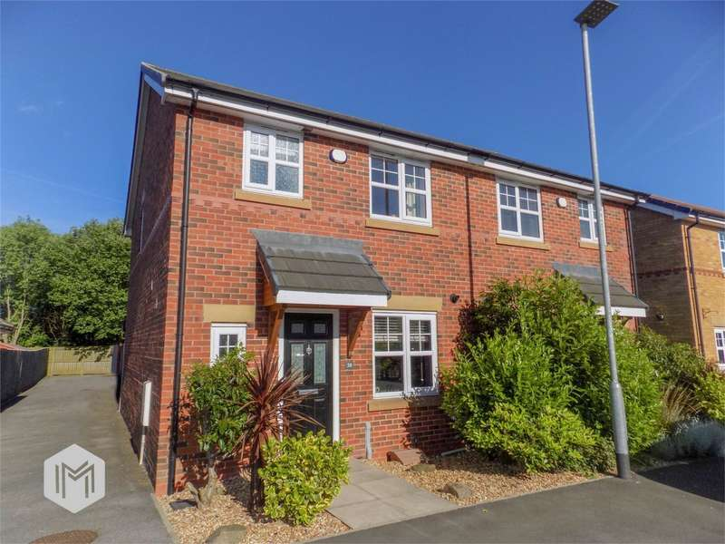 3 Bedrooms Semi Detached House for sale in Quarry Road, Chorley, Lancashire