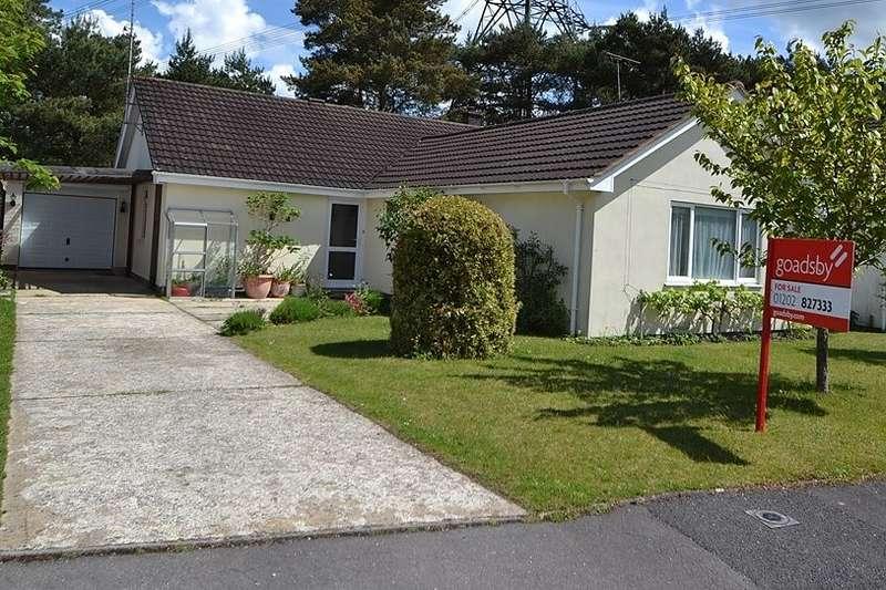 3 Bedrooms Detached Bungalow for sale in Verwood