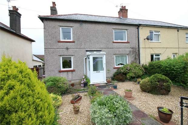 3 Bedrooms Semi Detached House for sale in Brynwern, PONTYPOOL, Torfaen