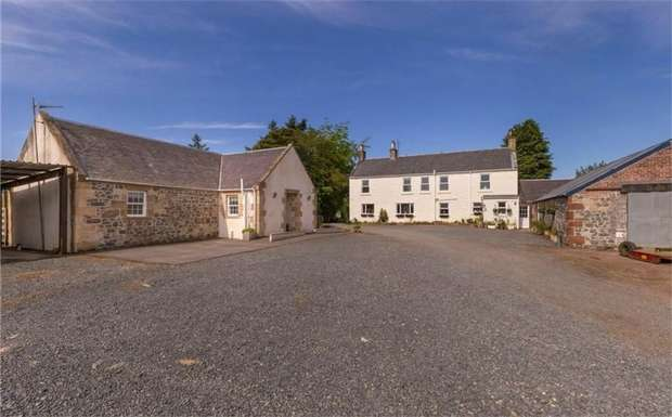 4 Bedrooms Detached House for sale in New Cumnock, Cumnock, East Ayrshire