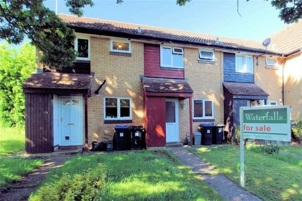 2 Bedrooms Terraced House for sale in Goldsworth Park, Woking, Surrey