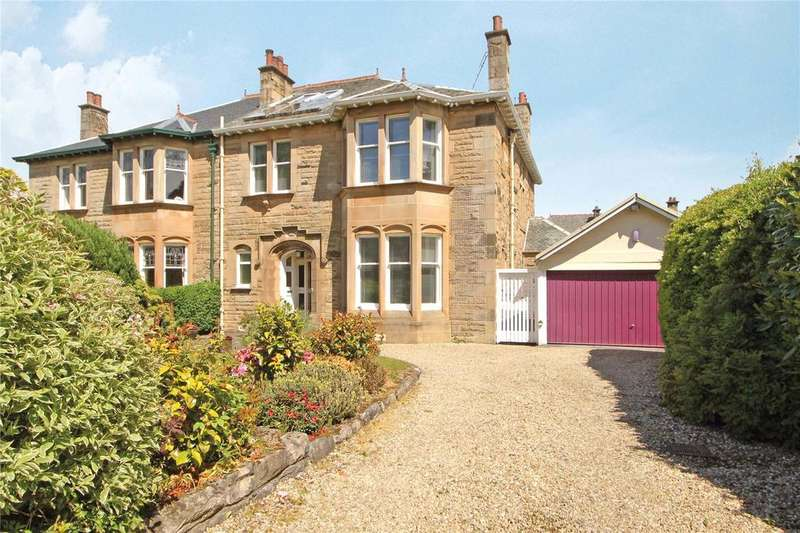 4 Bedrooms Semi Detached House for sale in Loganlee, Calderwood Road, Glasgow, Lanarkshire