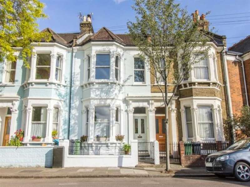 4 Bedrooms Terraced House for sale in Grantham Road, London, SW9